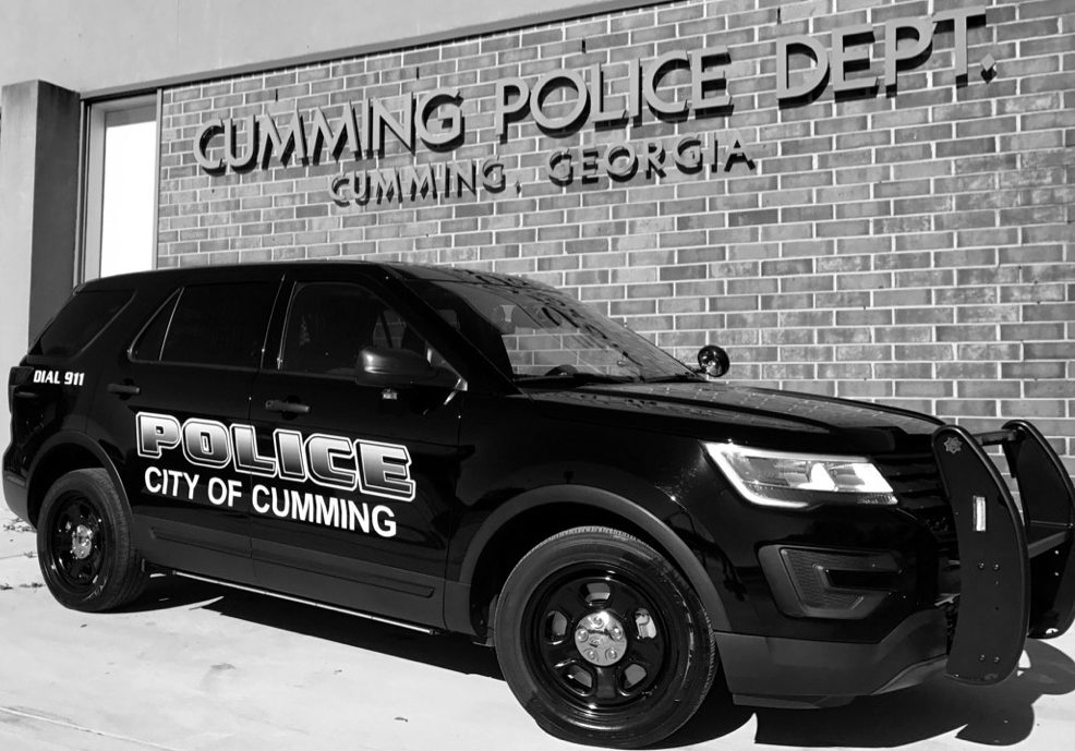 Cumming Police Department